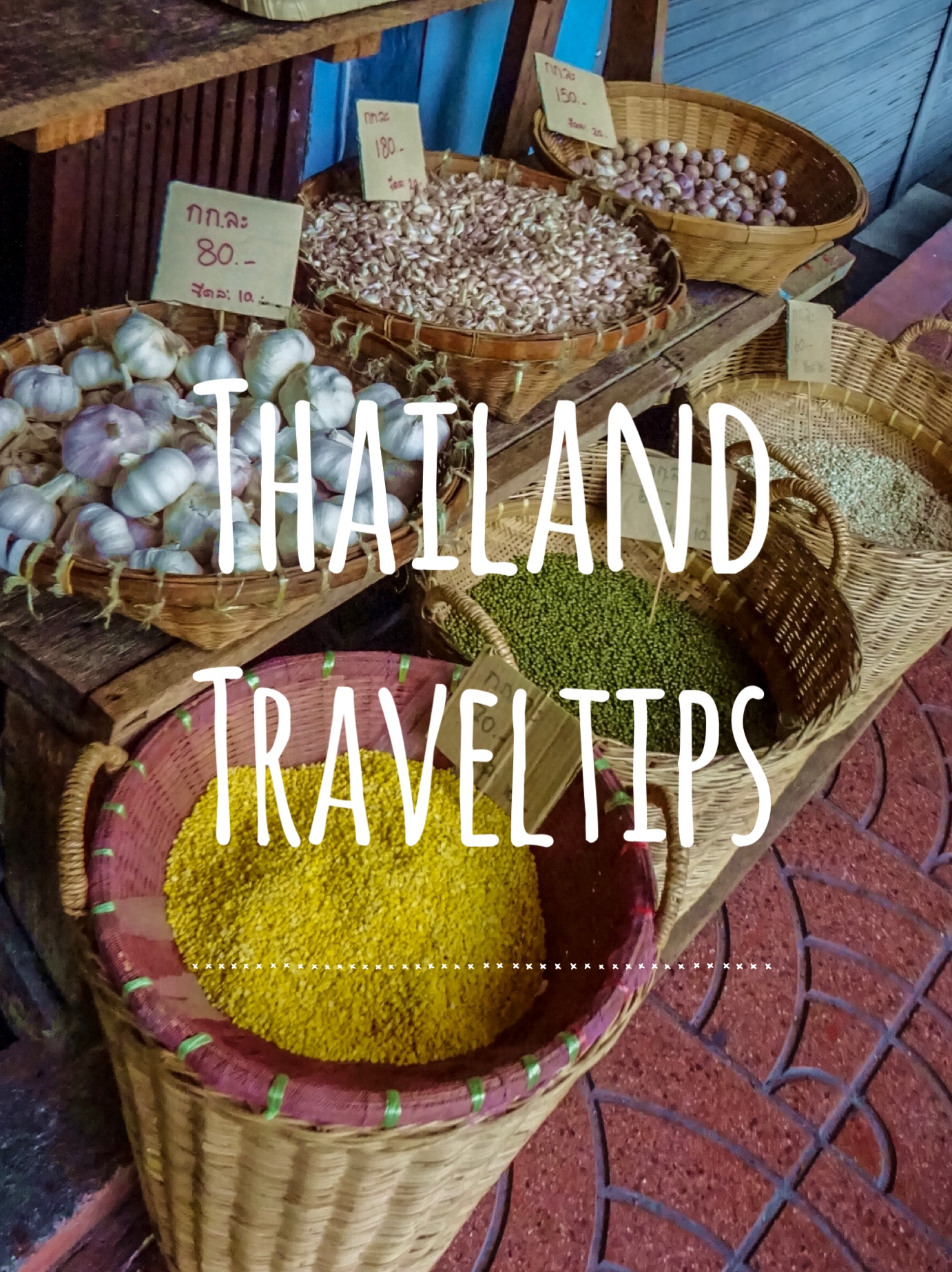 Traveltips Thailand